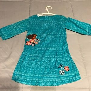 Other - Disney Moana Tunic Shirt/Dress